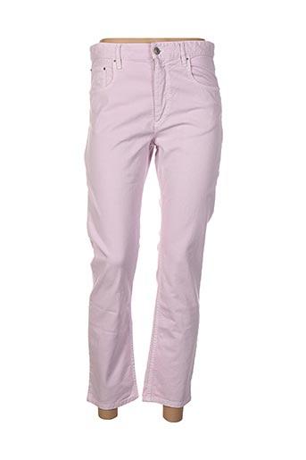 Pantalon casual rose ISABEL MARANT pour femme