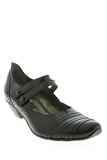Escarpins noir FIDJI pour femme