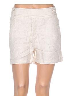 Produit-Shorts / Bermudas-Femme-BEST MOUNTAIN