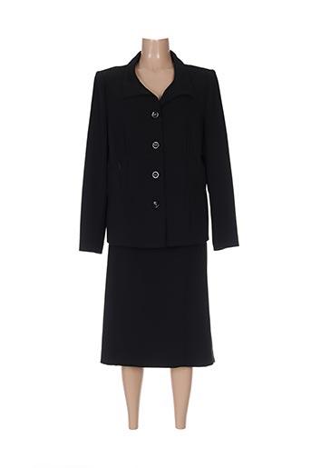 Veste/jupe noir ATIAN pour femme