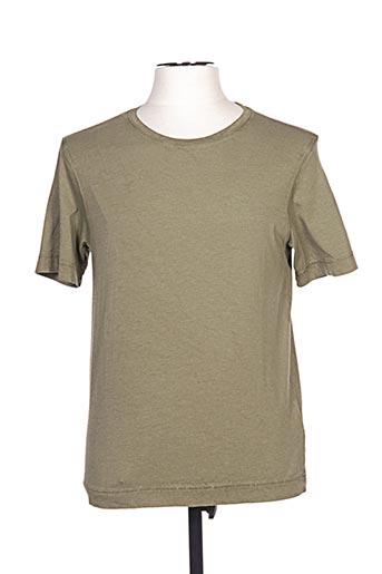 T-shirt manches courtes vert CIRCOLO 1901 pour homme