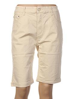 Produit-Shorts / Bermudas-Femme-BIG SPADE