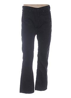 Pantalon casual noir QUIKSILVER pour homme