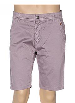 Produit-Shorts / Bermudas-Homme-IZAC