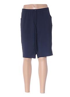 Produit-Shorts / Bermudas-Femme-FRANCE RIVOIRE
