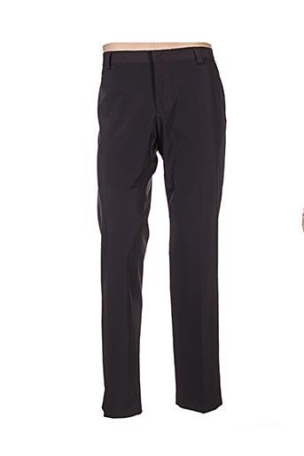 Pantalon casual marron BILL TORNADE pour homme