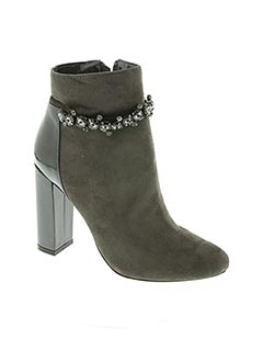 Bottines/Boots gris FONTANA 2.0 pour femme