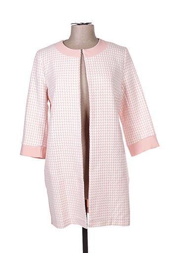 Veste chic / Blazer rose ARTIGLI pour femme