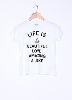 Produit-T-shirts-Enfant-ELEVEN PARIS