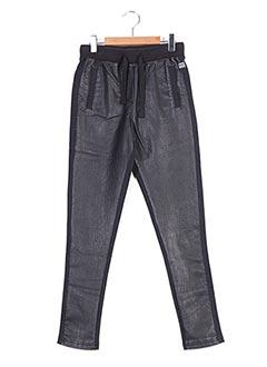 Pantalon casual noir RETOUR pour fille