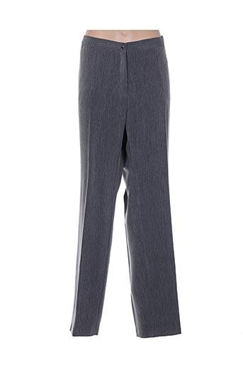 Pantalon chic gris COSTURA 40 pour femme