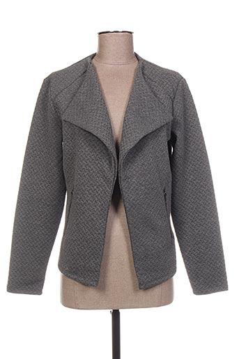 Veste casual gris VILA pour femme