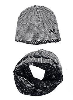 Bonnet gris BECKARO pour garçon