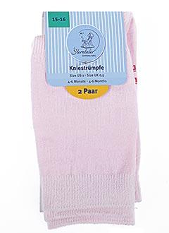 Chaussettes rose STERNTALER pour enfant