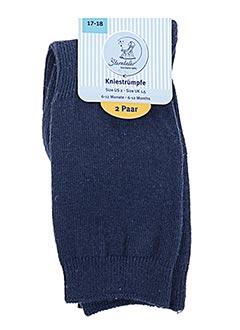 Chaussettes bleu STERNTALER pour fille