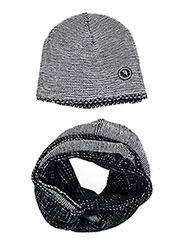 Bonnet gris BECKARO pour garçon seconde vue