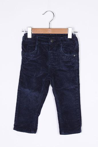 Pantalon casual bleu BABY CLUB pour garçon