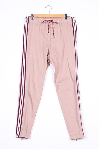 Pantalon chic rose HUGO BOSS pour homme