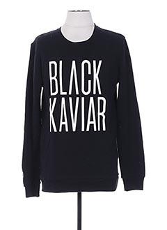 Produit-Pulls-Homme-BLACK KAVIAR
