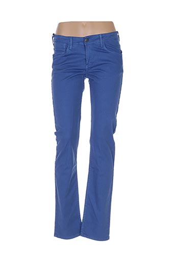 Pantalon casual bleu TIFFOSI pour fille