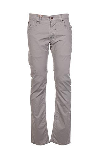 Pantalon casual gris MCS pour homme