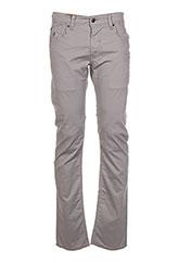 Pantalon casual gris MCS pour homme seconde vue