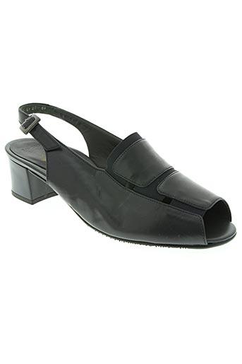 Sandales/Nu pieds bleu DORNDORF pour femme