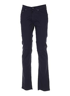 Pantalon casual bleu KARL LAGERFELD pour homme