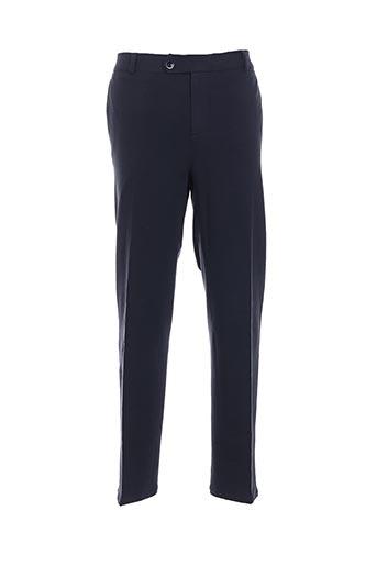 Pantalon casual bleu CIRCOLO 1901 pour homme
