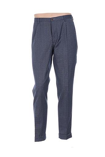 Pantalon chic bleu CLUB OF GENTS pour homme