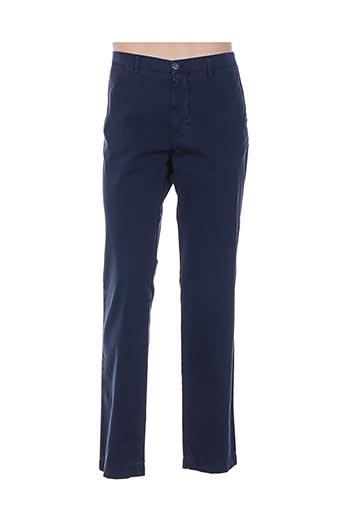 Pantalon casual bleu MCS pour homme
