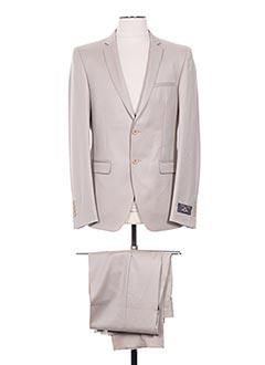 Veste/pantalon beige UOMO pour homme