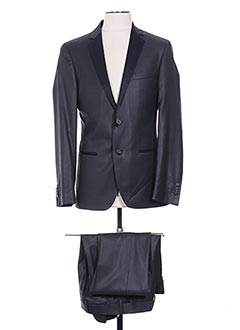 Veste/pantalon gris KARL LAGERFELD pour homme