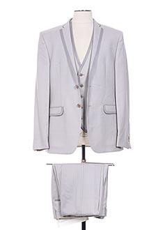 Veste/pantalon gris UNGARO pour homme