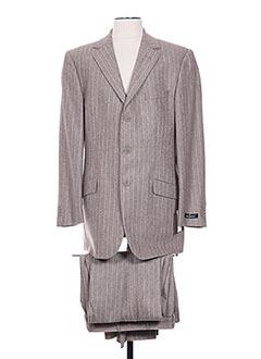 Veste/pantalon marron DANIEL HECHTER pour homme