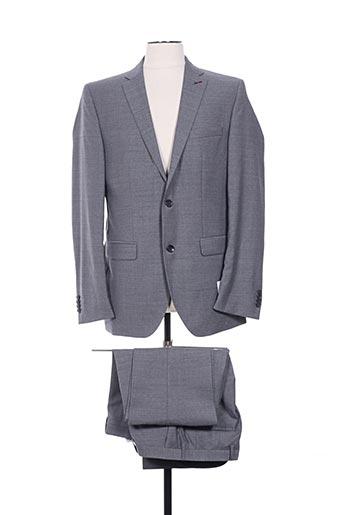 Costume de ville gris CLUB OF GENTS pour homme