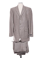 Veste/pantalon marron DANIEL HECHTER pour homme seconde vue