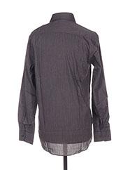 Chemise manches longues noir PIERRE CARDIN pour homme seconde vue