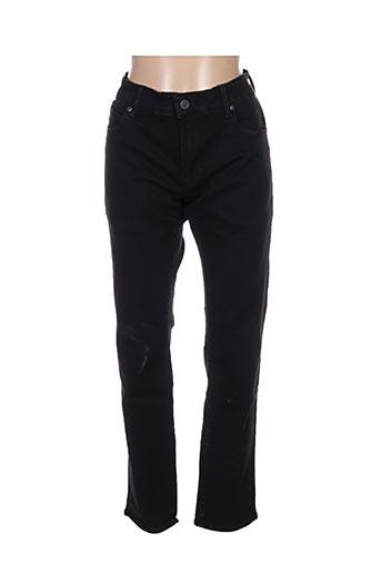 Jeans coupe slim noir KILIWATCH pour femme
