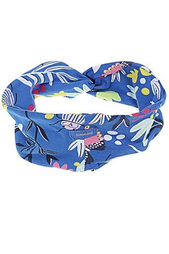 Accessoire pour cheveux bleu CATIMINI pour fille