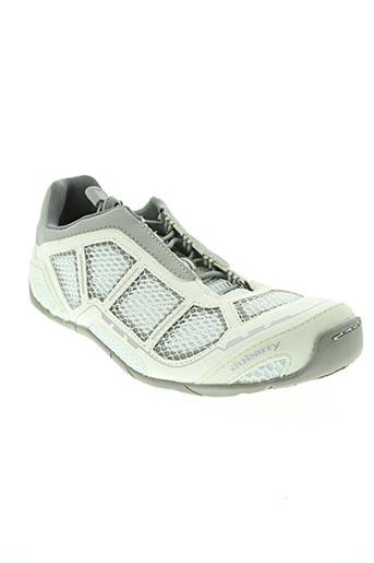 Baskets blanc DUBARRY pour homme