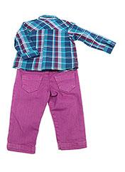 Top/pantalon bleu TUC TUC pour garçon seconde vue
