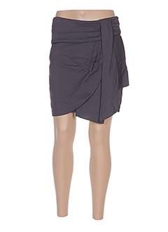 Jupe courte gris LIU JO pour femme