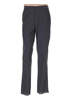 Pantalon casual gris CORNELIANI pour homme