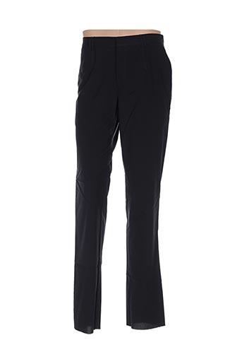 Pantalon casual noir CORNELIANI pour homme