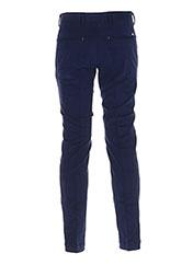 Pantalon casual bleu MANUEL RITZ pour homme seconde vue