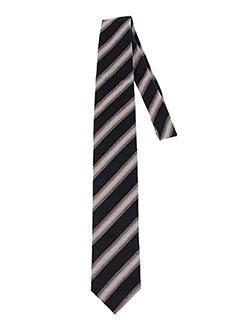 Cravate noir PAL ZILERI pour homme