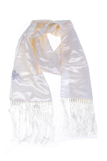 Foulard beige VALENTINO pour homme