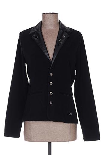 Veste casual noir CHIPIE pour fille