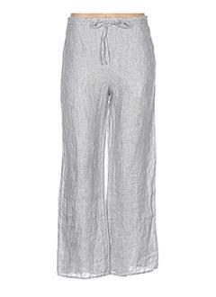 Pantalon casual gris CROSSLEY pour femme